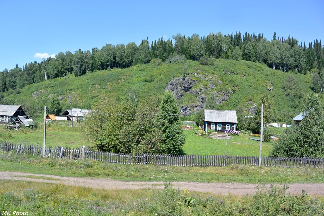 Посёлок Калары