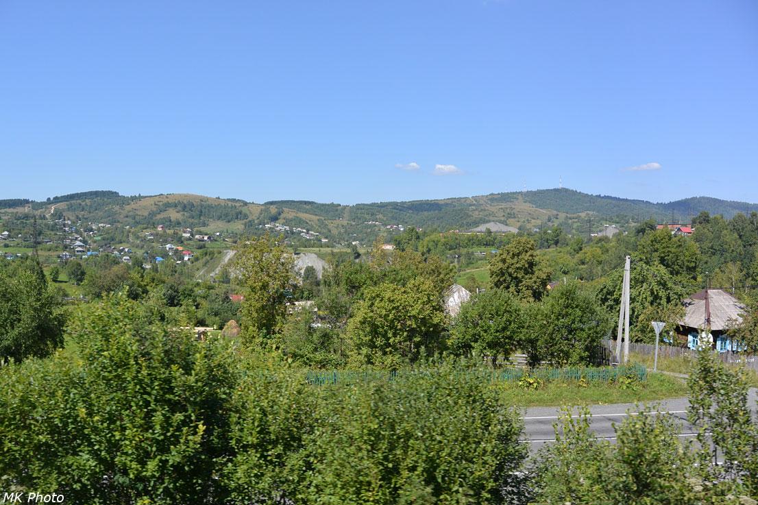 Посёлок Темиртау