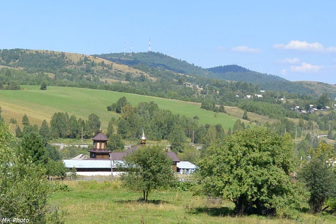 Церковь Живоначальной Троицы в Темиртау