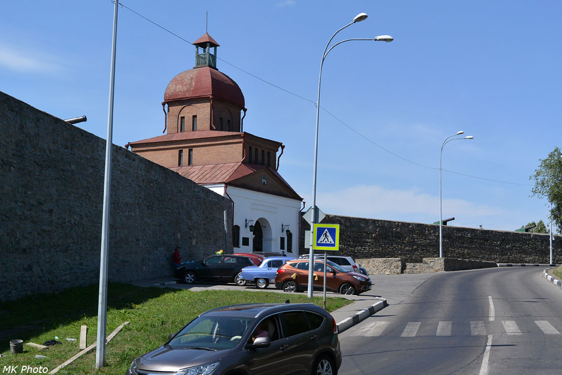 Барнаульская башня