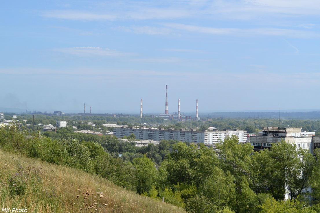 Заводы в Кузнецком районе