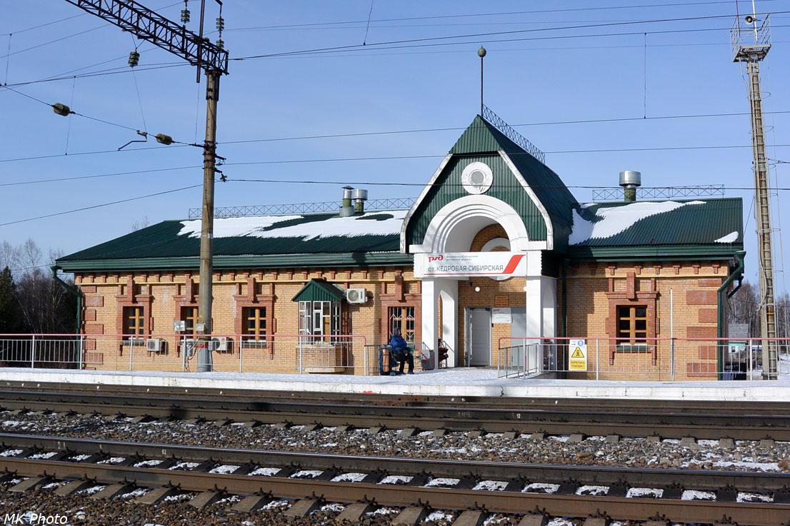 Кедровая-Сибирская