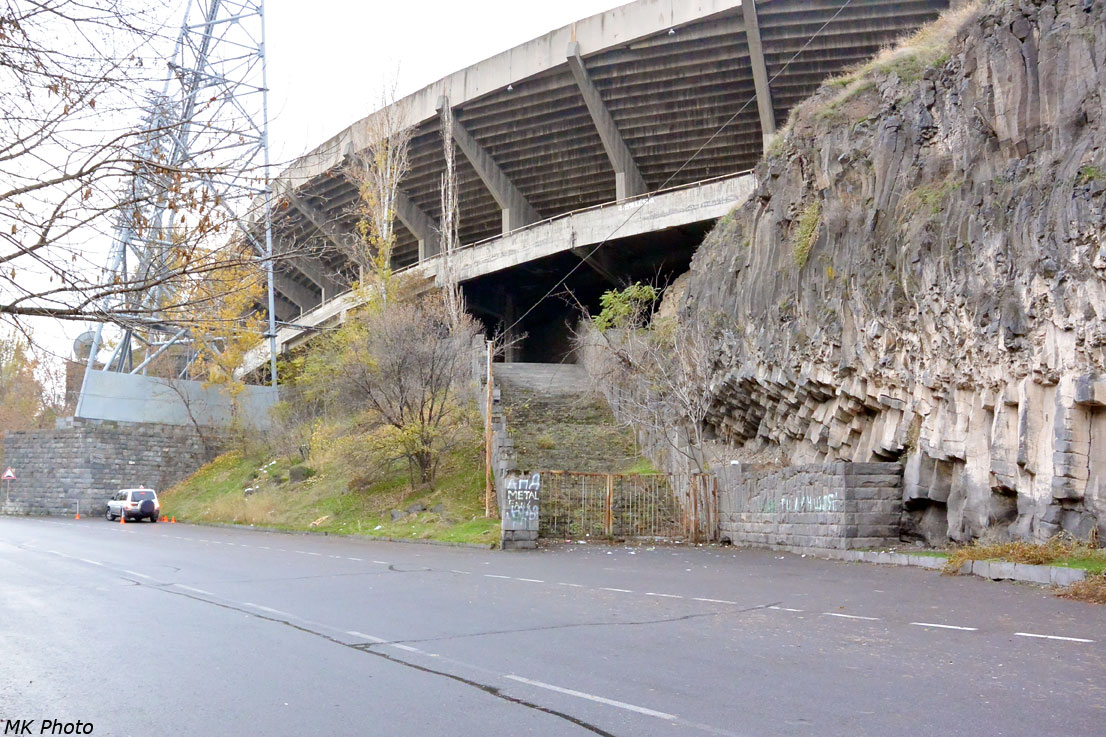 Стадион Раздан