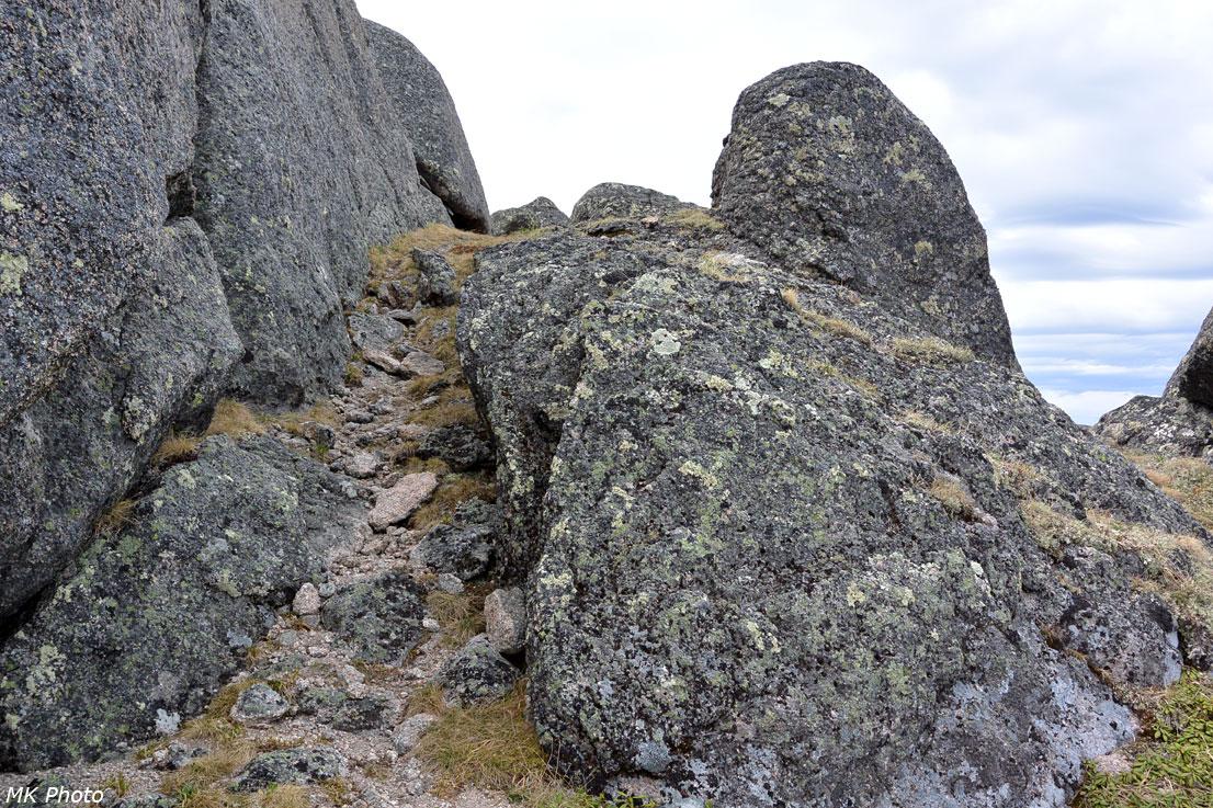 У горы Босан