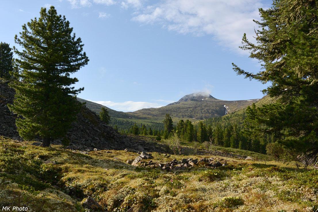 Гора Тумбусун-Дулга-Восточная