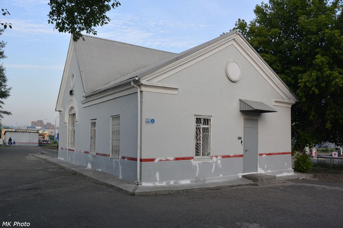 Вокзал Водный