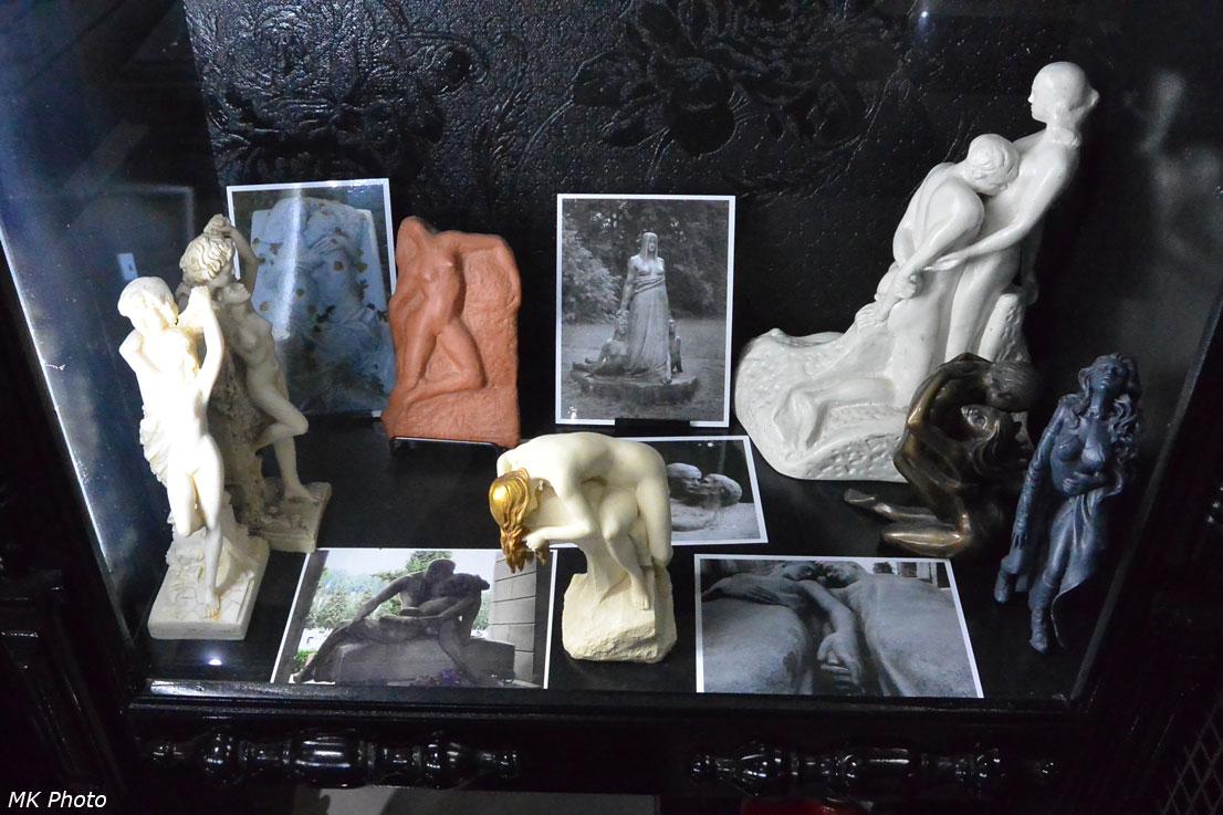 Эротика в погребальном искусстве