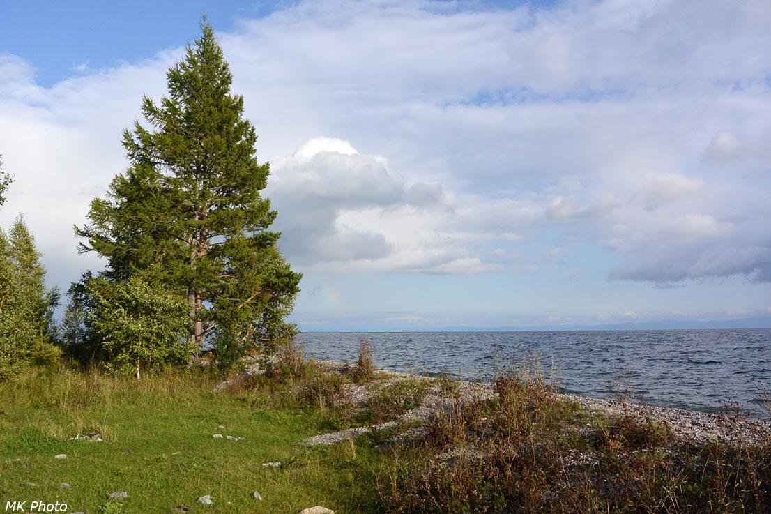Стоянка у Байкала