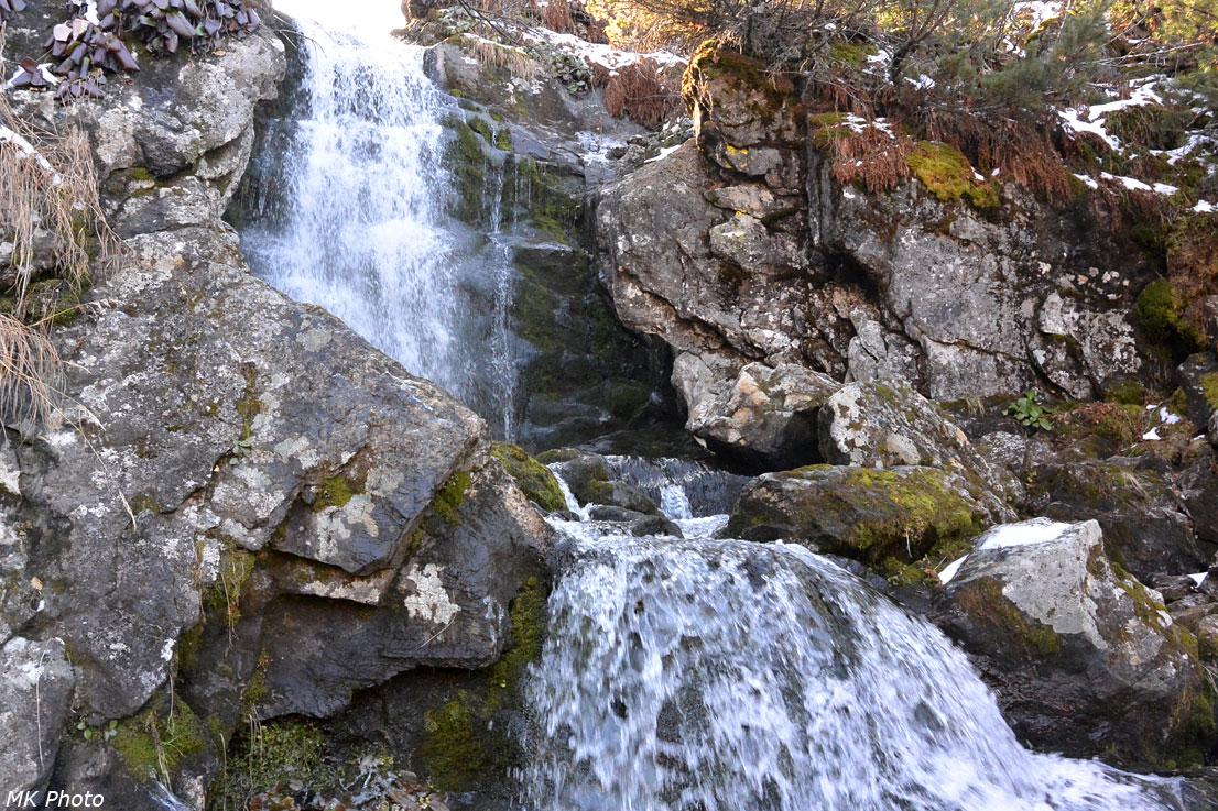 Мамайский водопад