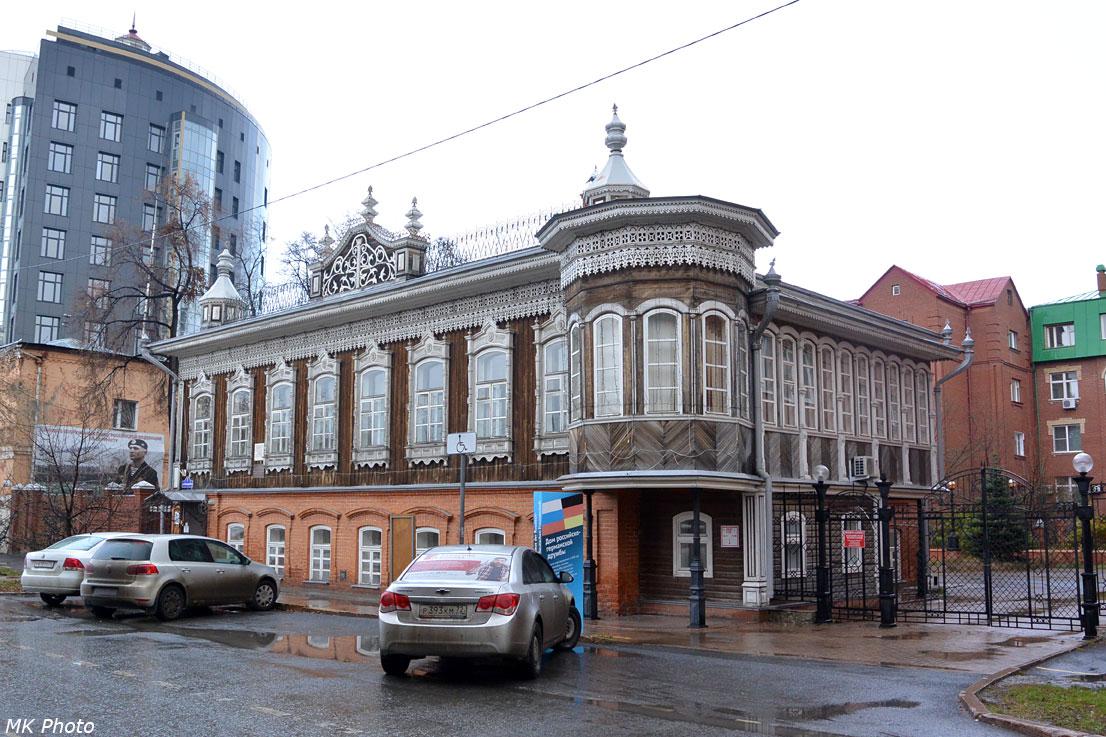 Дом В.С. Поповой