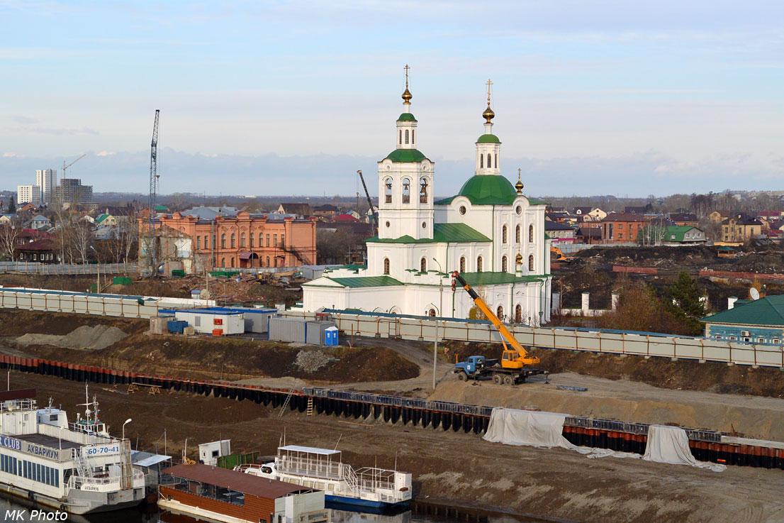 Вознесенско-Георгиевский храм