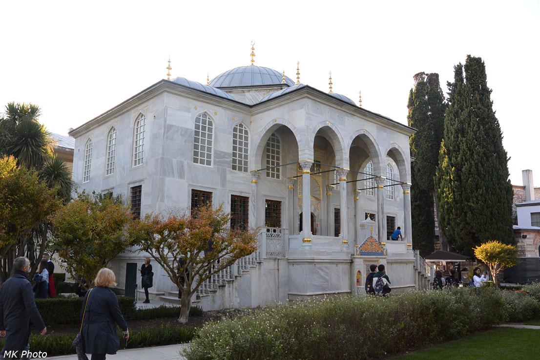 Библиотека султана Ахмета III