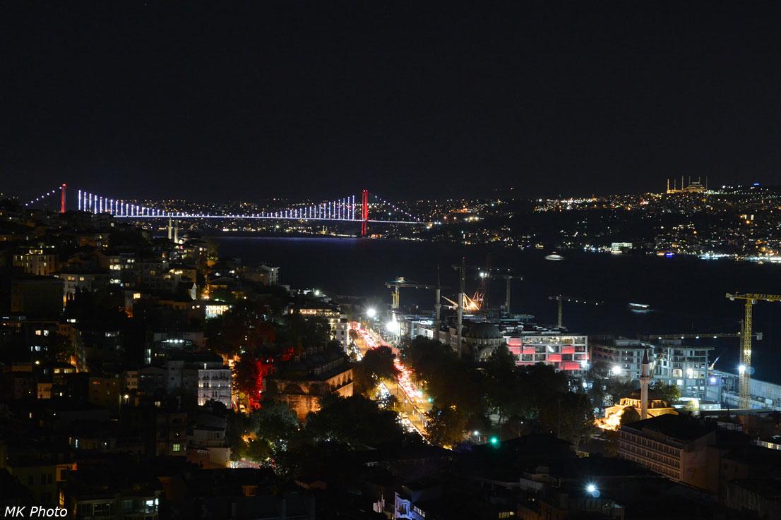 Мост через Босфор