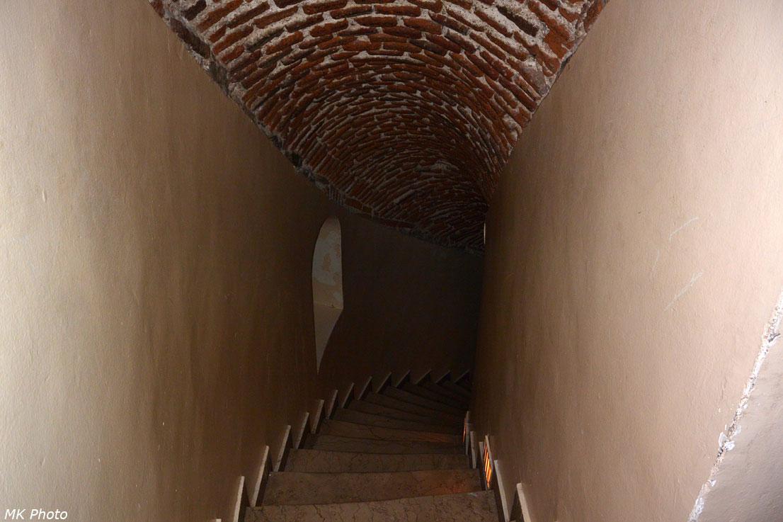 Лестница в Галатской башне