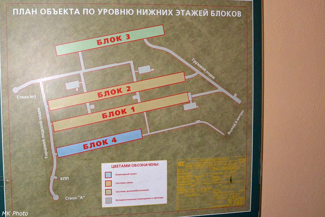 Детальная схема комплекса