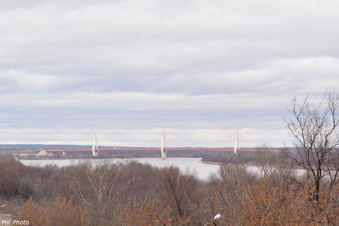 Муромский мост через Оку