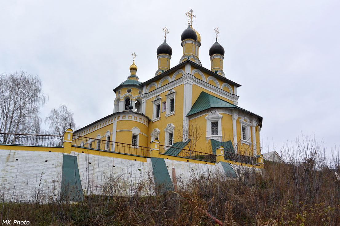 Церковь Николы Набережного