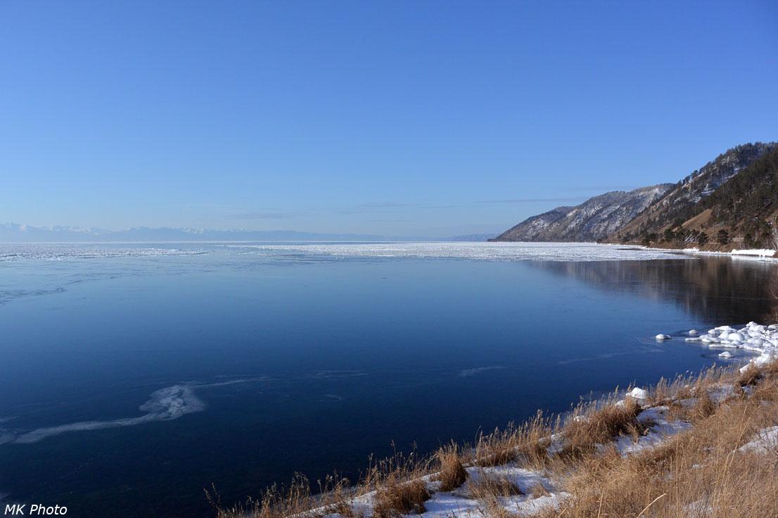 Ледяное зеркало