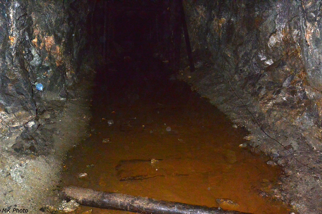 Подземный ручей