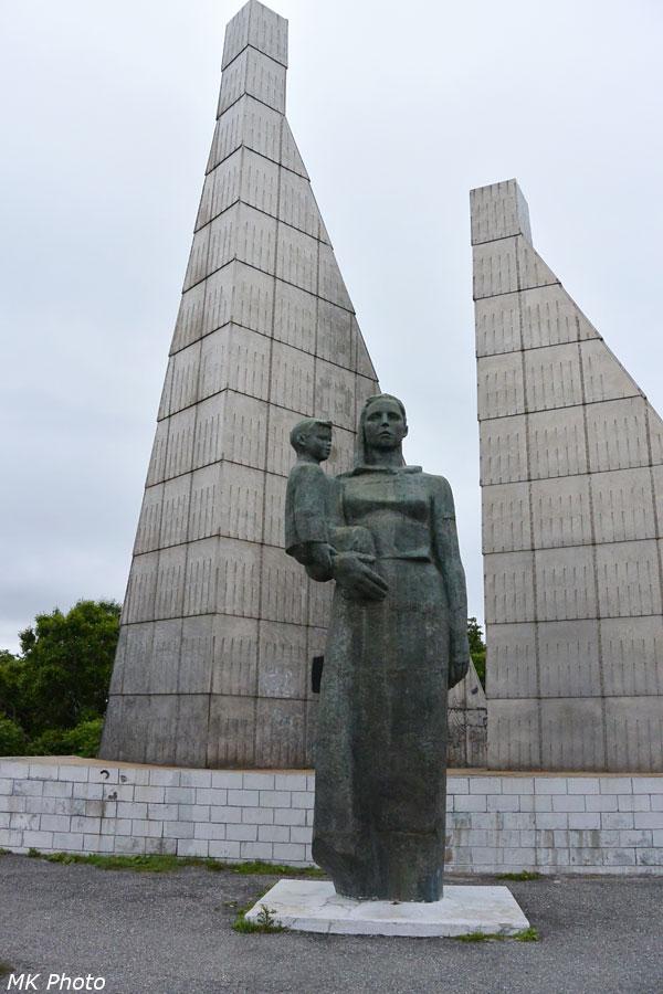 Памятник экипажу траулера