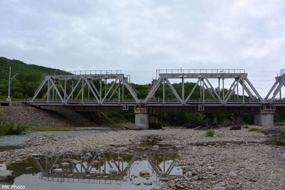 Мост через р. Постышевка