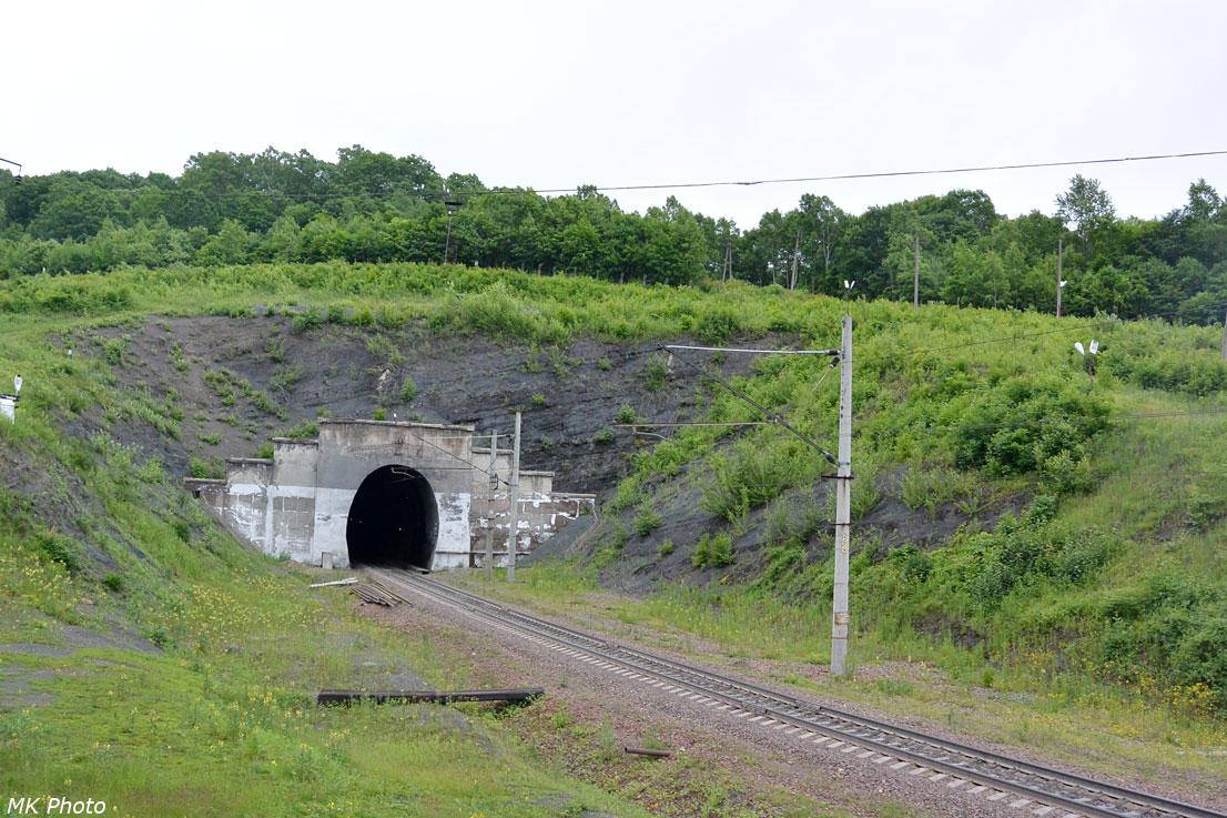 Анисимовский тоннель