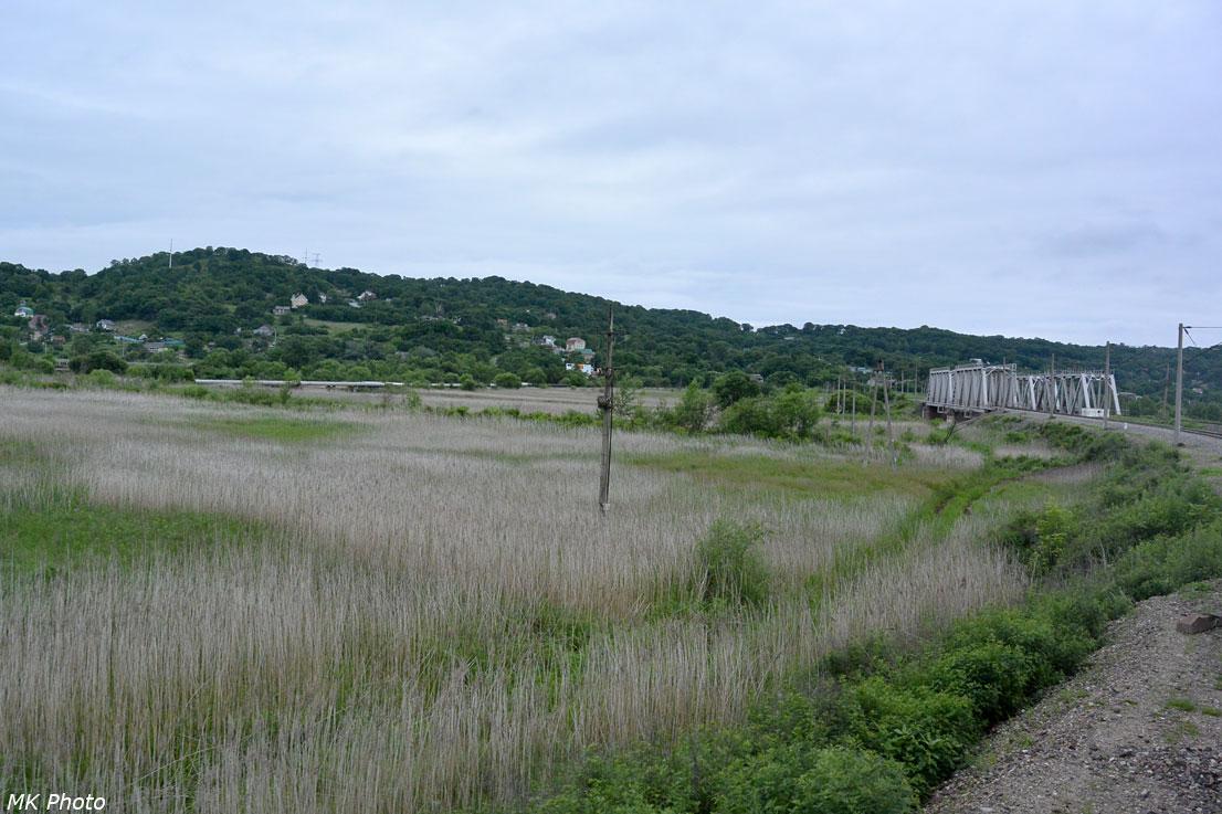 Мосты через р. Кневичанка
