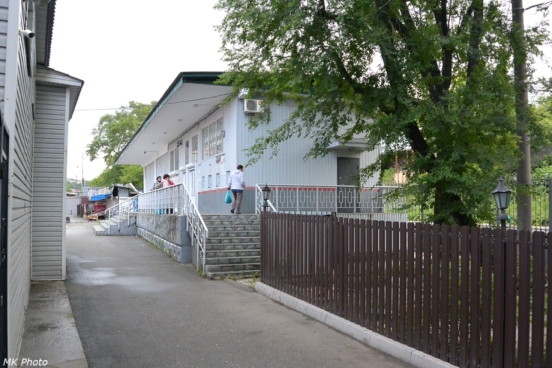 Вокзал на пл. Луговая