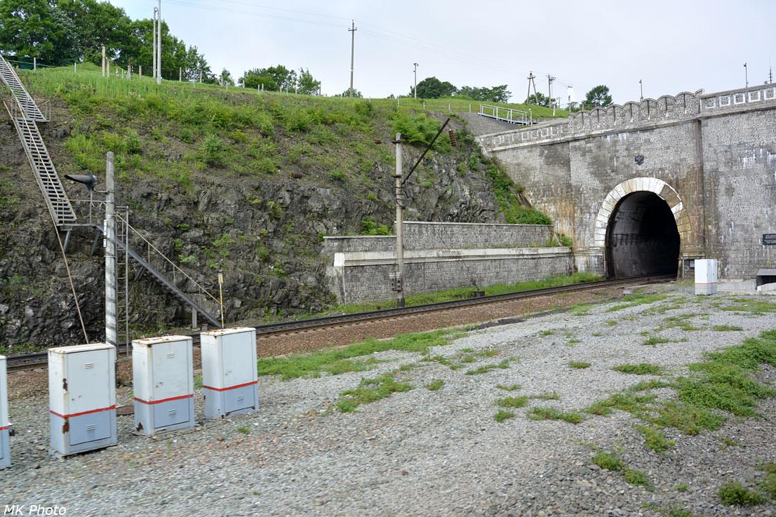 Кипарисовский тоннель