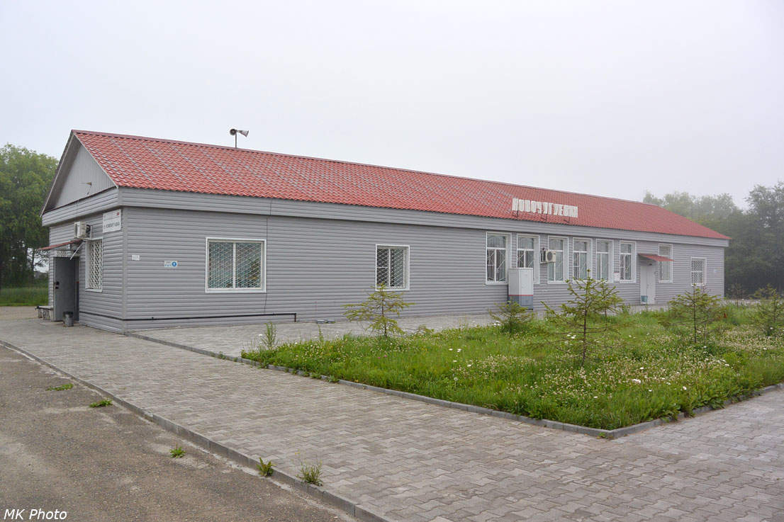 Новочугуевка
