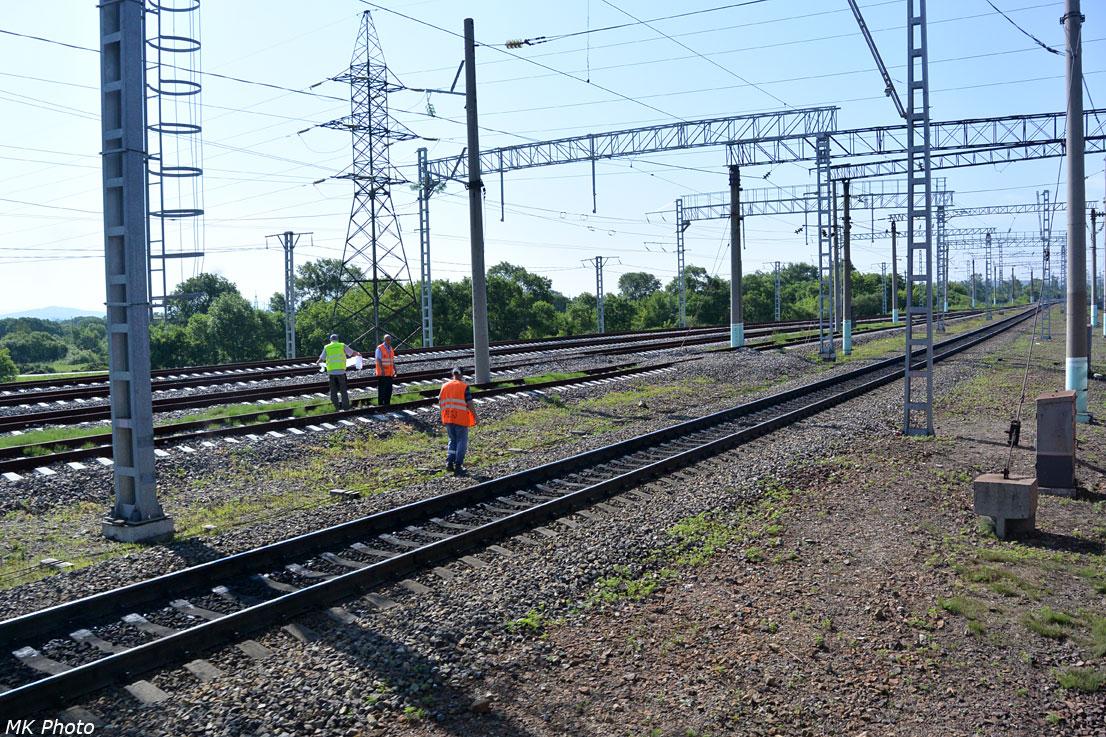 Станция Уссурийск