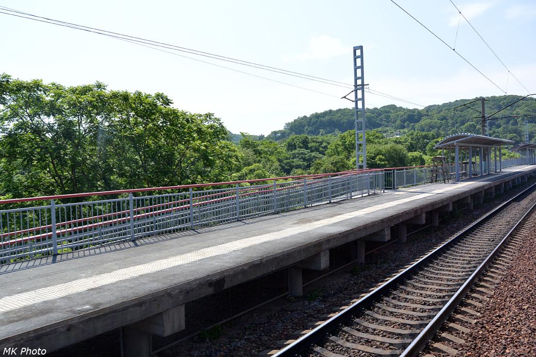 Новая высокая платформа Сиреневка