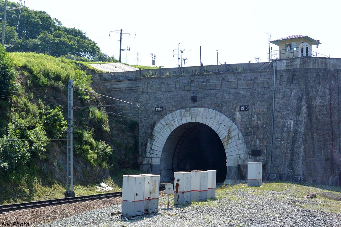 Нечётный Кипарисовский тоннель