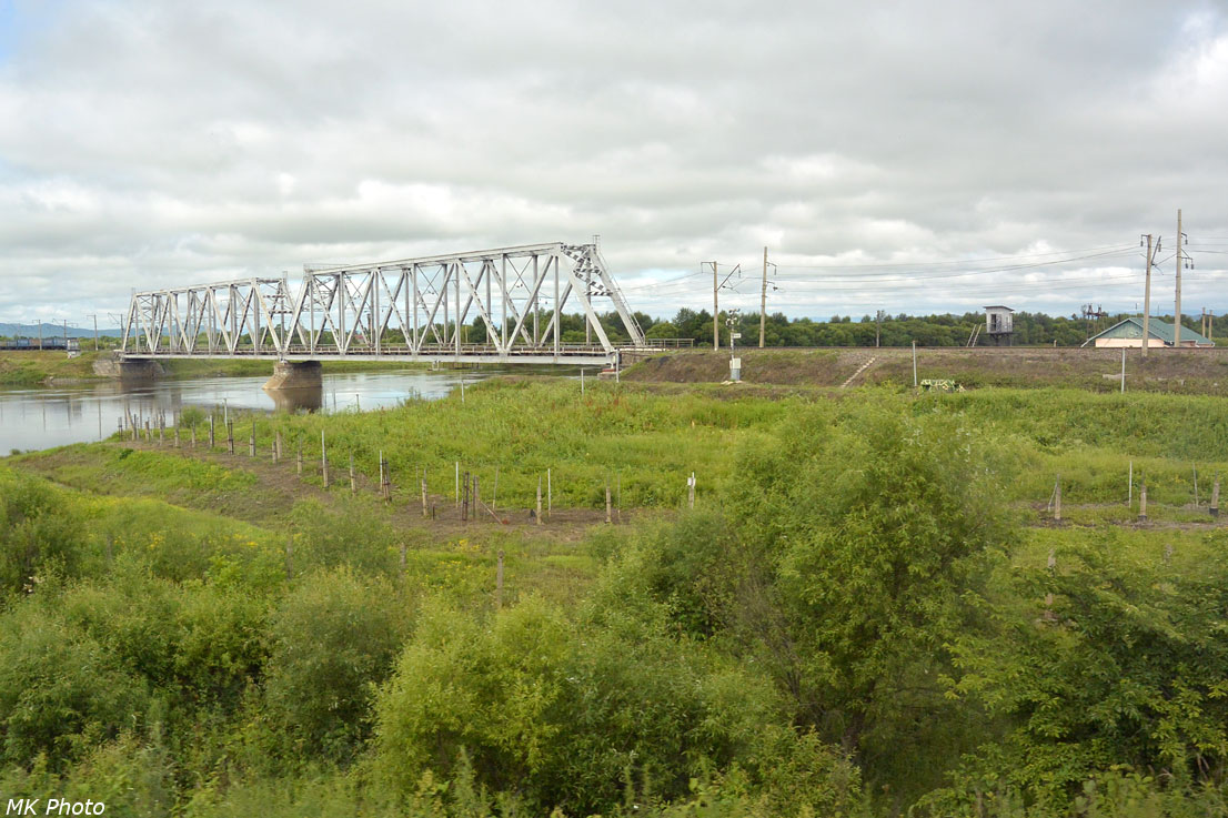 Чётный мост через р. Бикин