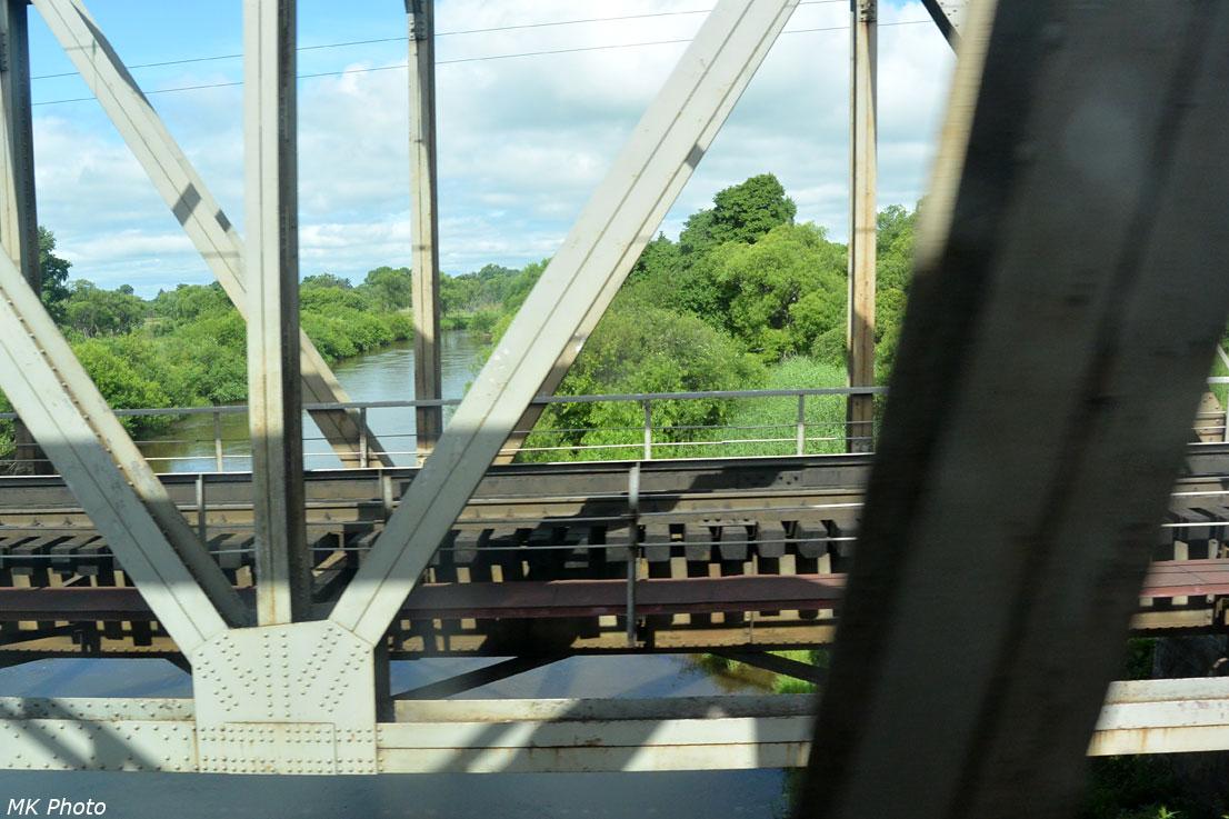 Мост через р. Бира