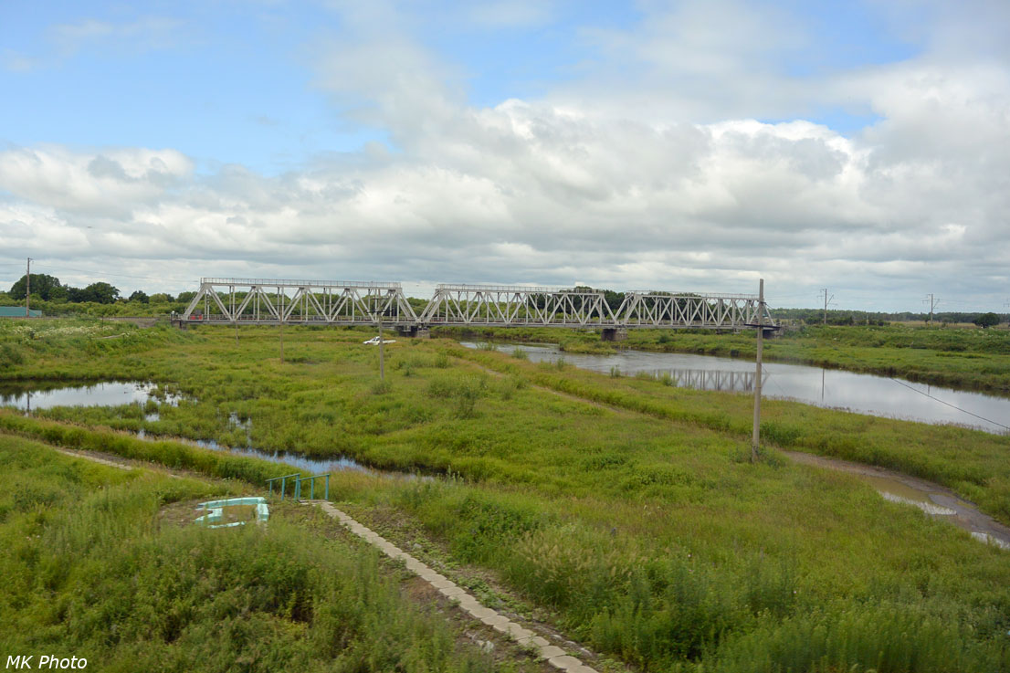 Чётный мост через р. Подхорёнок