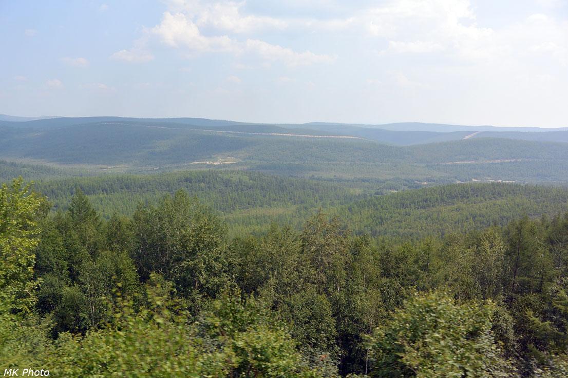 Долина р. Бугаринка