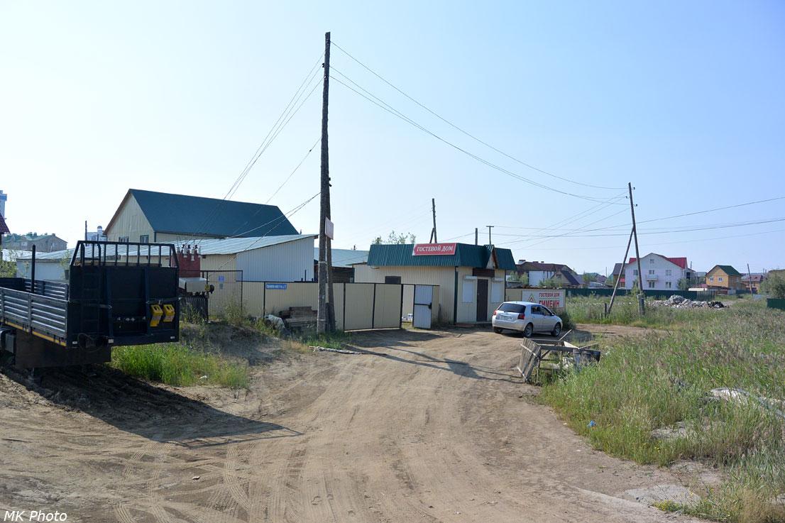 Гостевой дом Гимеин