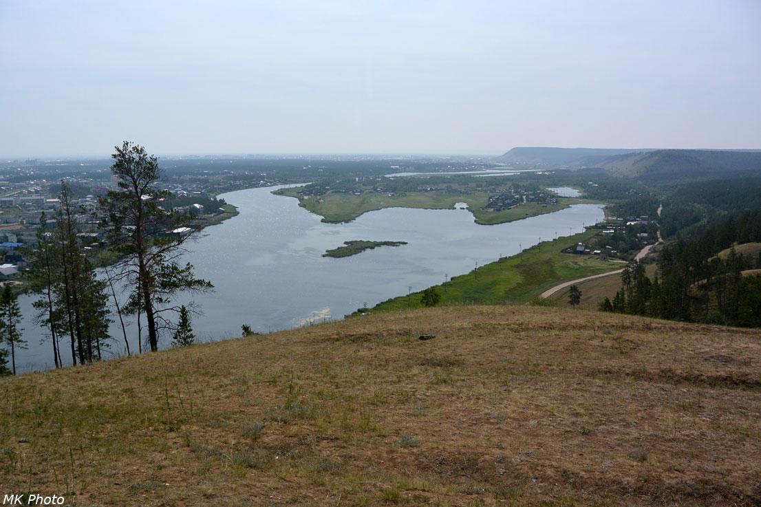Вид на оз. Чочур-Муран