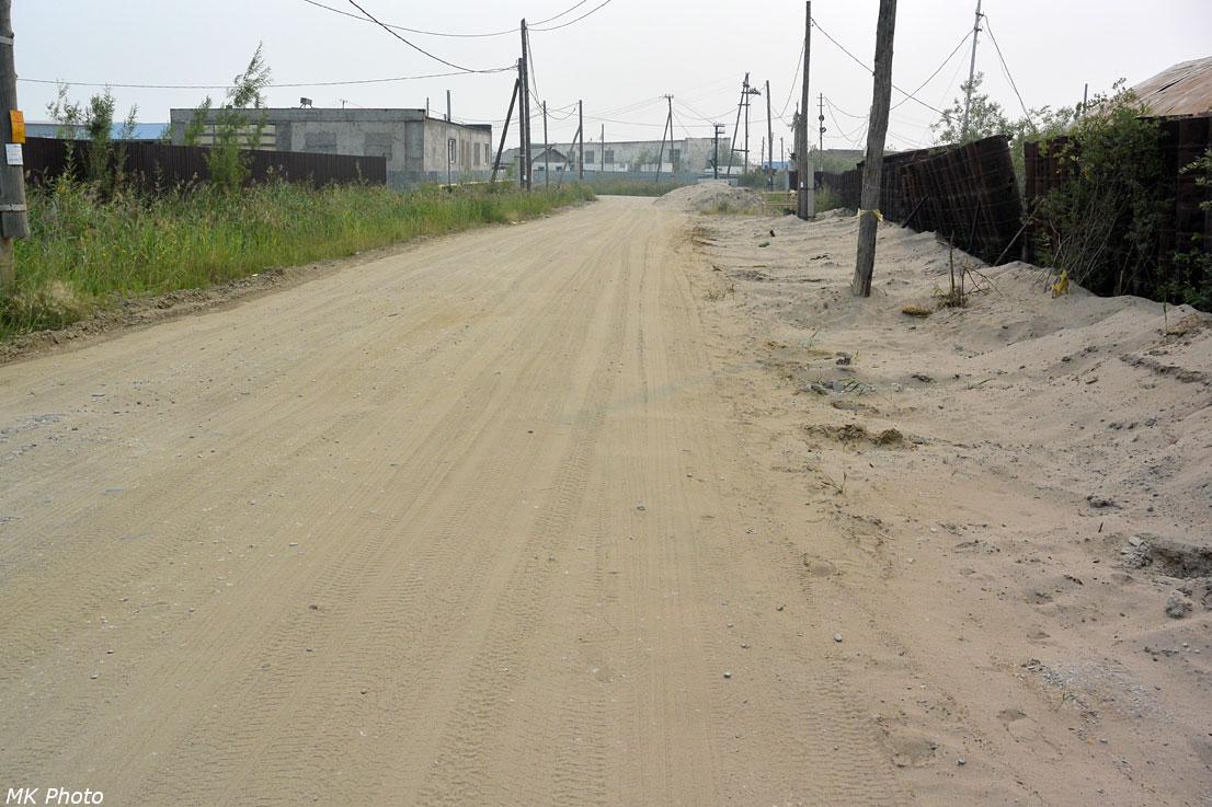 Песчаная улица