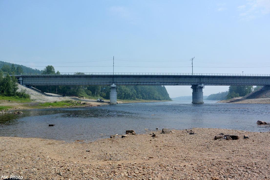 Мост через Тынду