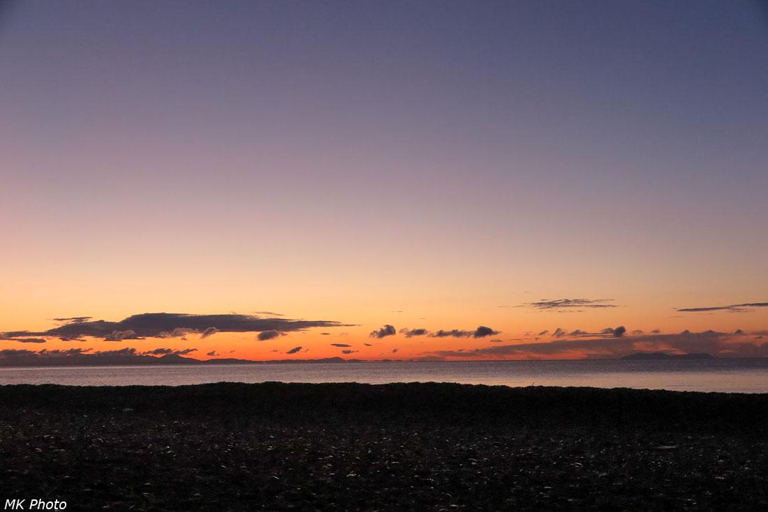 Перед восходом