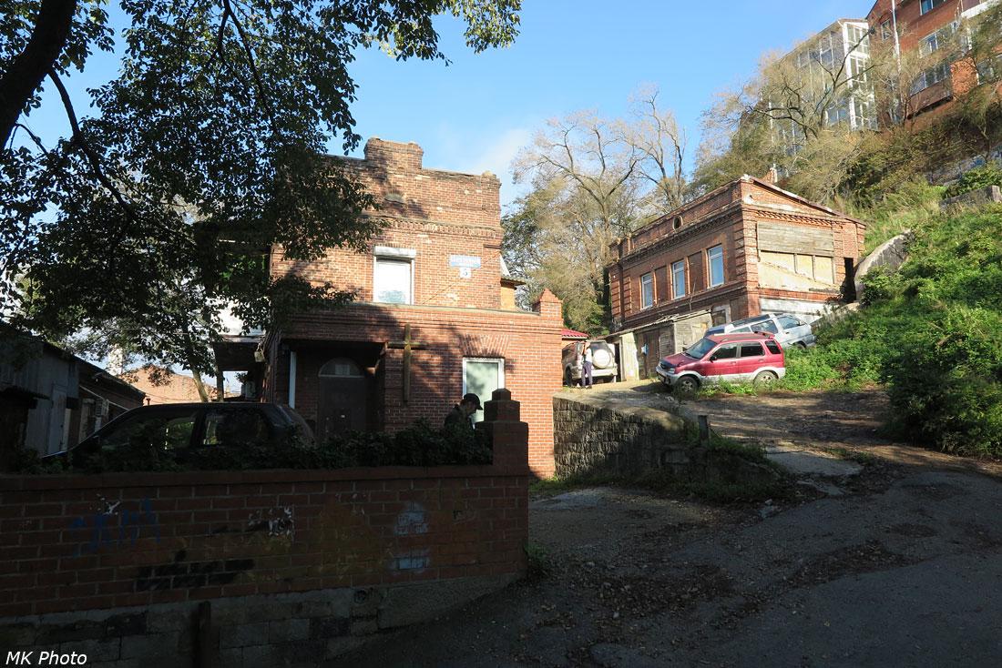 Дом, где жила Прей