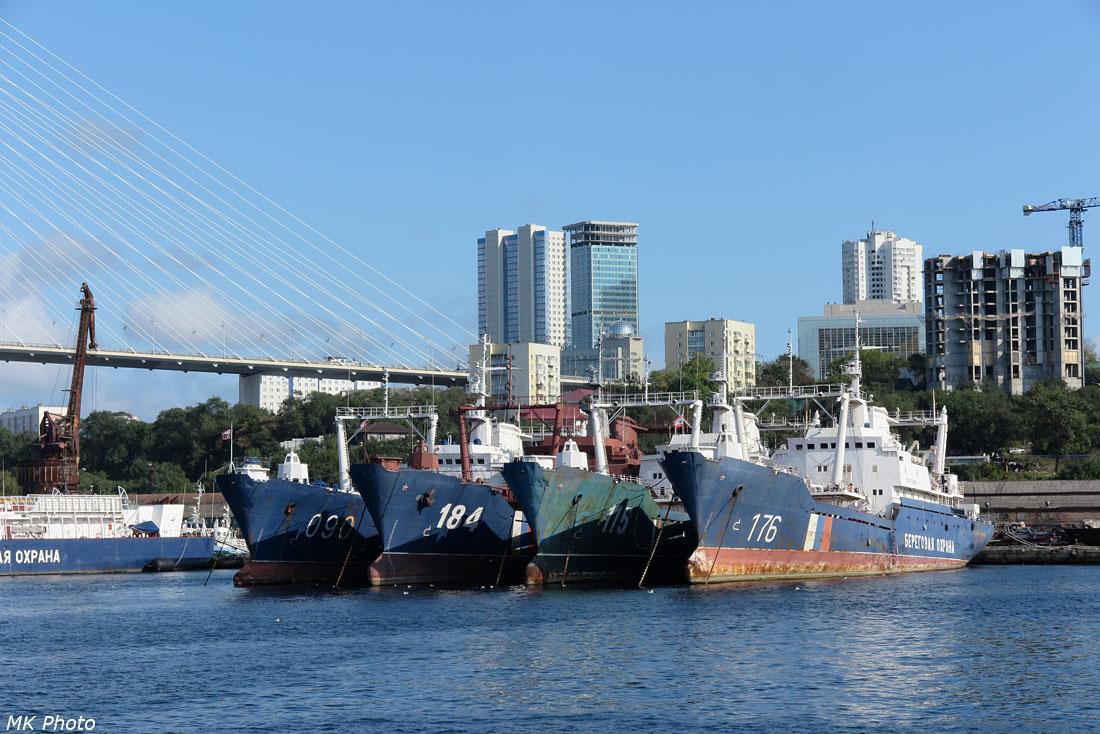 Корабли береговой охраны