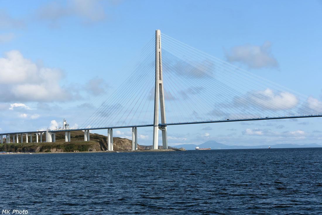 Ванты Русского моста