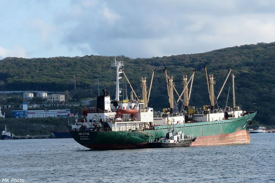 Рефрижераторное судно