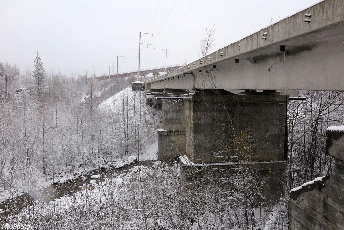 Мост через Итыкит