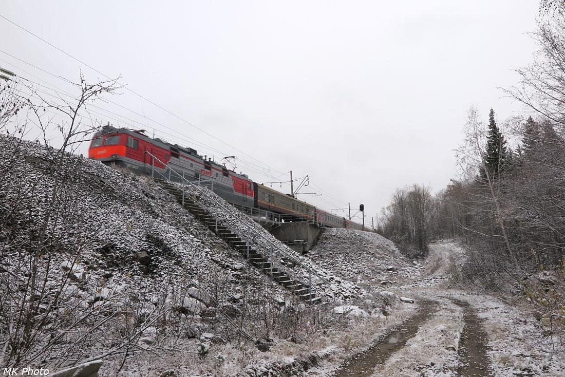 Поезд №375 Нерюнгри – Тайшет