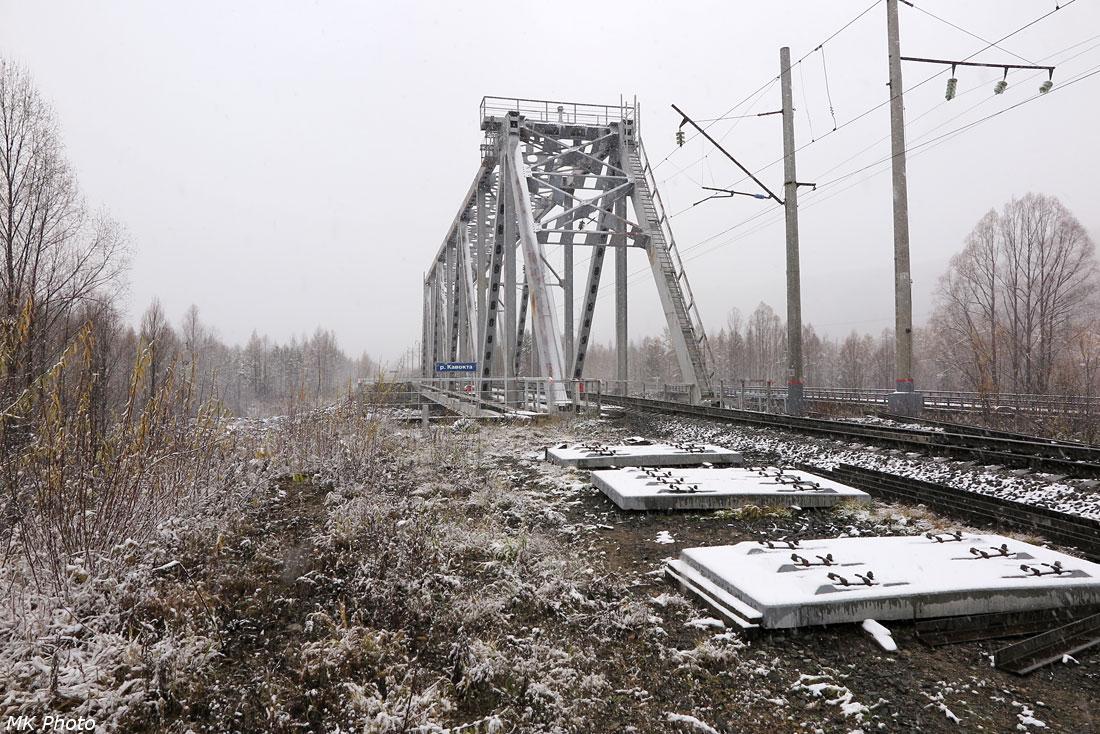 Мост через Ковокту