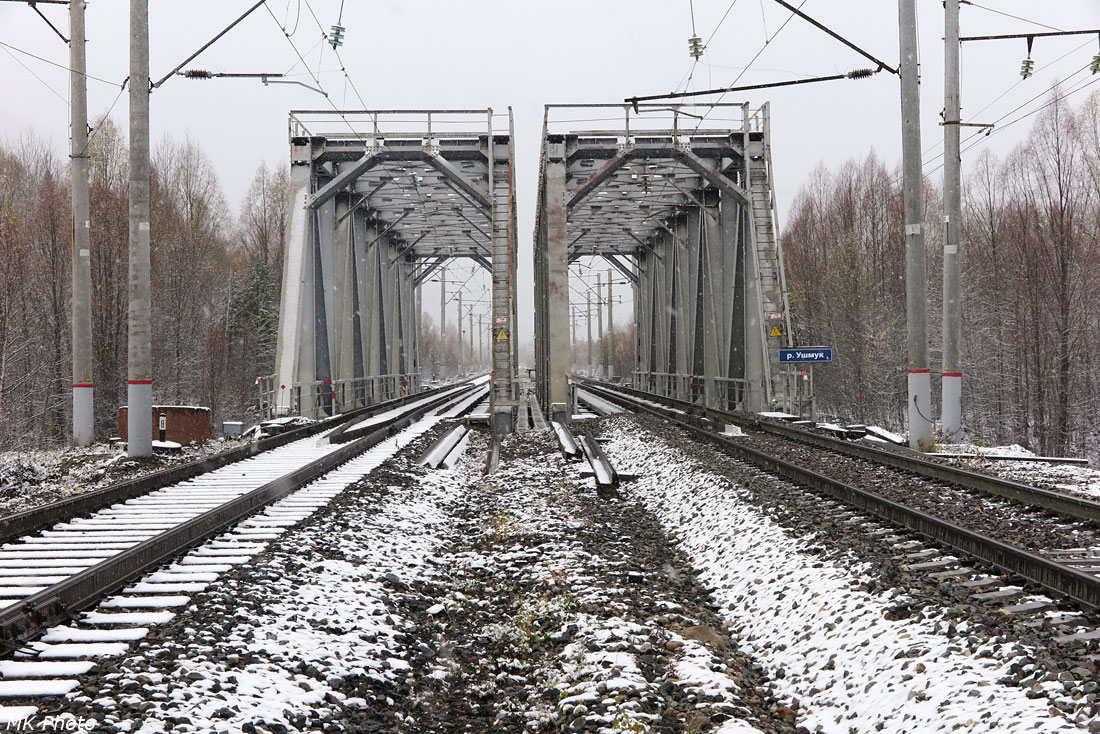 Мосты через Дяпкар